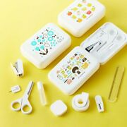 Plus X Team Demi Portable Stationary Set Limited Compact And Cute F/s Japan