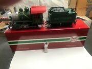 Lgb G Scale 21232 Southern 2-6-0 Loco And Tender W/sound Mint Boxed C-10 174360