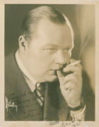 Roscoe Fatty Arbuckle - Autographed Inscribed Photograph 02/01/1928