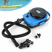 Small Electric Air Pump Compressor For Sea And Pool Inflatables Quickly Inflate