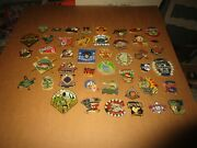 Super Rare 2005 American Youth Baseball Hall Of Fame Cooperstown Pin Lot