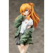 Evangelion Shikinami Asuka Langley Ver.radio 1/7 Scale Pvc And Abs Painted Figure