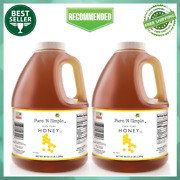 2 Pack 100 Pure Honey Bee - U.s. Grade A Filtered Sweetly Robust