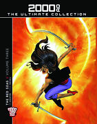 2000 Ad Ultimate Collection 93 The Red Seas Vol 3 Hachette Hc