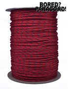 1000 Ft Spool High Quality Best Durability 550 Lb Paracord - Cannibal Color