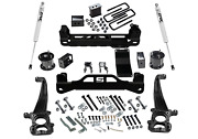 Superlift 15-20 For Ford For For F-150 4wd 4.5in Lift Kit W/ Fox 2.0 Shocks K12