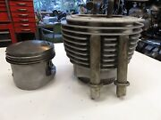 Bmw Cylinder And Matched Piston R100 94.21