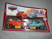 Disney Pixar The World Of Cars Story Tellers Bubba And Brand New Mater