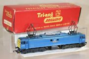 Triang Hornby R351 Br Blue Class Em2 Locomotive 27000 Electra Boxed Nw