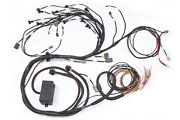 Haltech For Nissan Rb Elite 2000/2500 Terminated Engine Harness W/ev1 Injector C