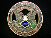 75th Ranger Regimental Special Troops Battalion Hhc Oef Oif Challenge Coin