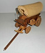 Vintage Wagons Of The Old West By Craft Master Model 100300 Assembled Breyer