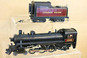 Ktm Models Kit Built O Scale Brass Canadian Pacific Cp 4-6-2 Locomotive 1298 Nk