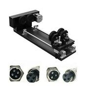 Cnc Wheel Router Rotary Axis Attachment For Co2 Laser Wheel Rotation-2phase