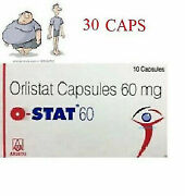 O-stat-obinil-hs-orlistat-60mg-200-capsules-ct-weight-loss-fat Long Expiry
