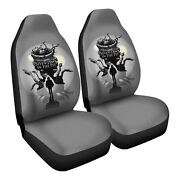 7 Days In The Pit Car Seat Covers Nerdy Geeky Pop Culture Set Of 2 Front Seat
