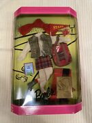 Vintage 1996 Barbie Millicent Roberts Goinand039 To The Game Barbie Fashions Outfit