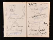2003 Signed The Man Booker Prize 35 Years Of The Best In Contemporary Fiction