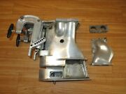 Mercury Mark 20h Outboard Racing Mid Section Popper Conversion W/ Exhaust Elbow