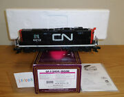 Mth 20-20135-1 Canadian National Gp-9 Cn Diesel Engine O Scale Train Proto 2.0