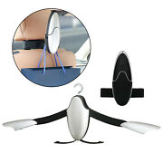 Foldable With Hook Car Hanger For All Kinds Of Clothes Jackets Grocery Bags