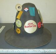 Mountain Dew Willy The Hillbilly Hat