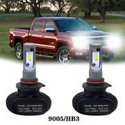 9005 9145 360 Degrees 6000k Led Headlight Kit 1500w 225000lm Hi-low Fog Hb3 H10
