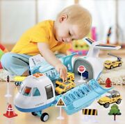 Airplane, Children's Toy For Boys, 2-4 Years Old, Educational Toys