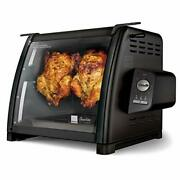 Ronco Showtime Large Capacity Rotisserie And Bbq Oven Modern Edition Simple Door