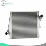 New Aluminum Truck Charge Air Cooler For 98 99 00 01 02 03 Volvo Vn Vn Series