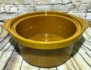 Rival Crock Pot Slow Cooker 3154/1 Brown Replacement Stoneware Insert Liner