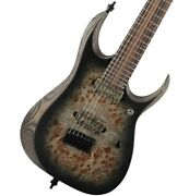 Ibanez Rgd71alpa-ckf Charcoal Burst Black Stained Flat Webshop
