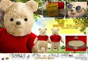 Dhl Hot Toys Christopher Robin Mms502 Winnie The Pooh Collectible Figure