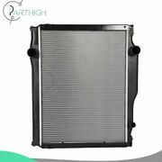 Replacement Aluminum Truck Radiator For Mitsubishi Fuso Fh211 6d34 W/ Warranty