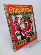 The Night Before Christmas By Clement C. Moore Little Golden Book 1977...
