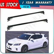 55 Roof Rack Rail Cross Bars Carrier For 1990-1997-ford Eagle Anddodge And Daihatsu