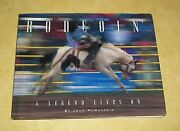 1996 Rodeo In Legend John Mcquarrie Cowboy Bronco Busting Bull Riding Book Photo