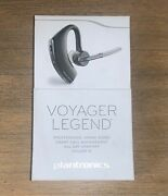 Plantronics Voyager Legend Bluetooth Wireless Headset W/voice Command Sealed New