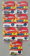 Hot Wheels 1993 Vintage Collection 7 Piece Car Set New In Packaging