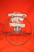 1957 Chevy Belair Complete Horn Ring New Sedan Hardtop Wagon Convertible Nomad