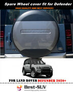 Fit For Land Rover Defender 2020 2021 Eiger Grey Abs Spare Wheel Tyre Tire Cover