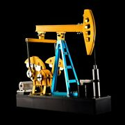 Pumping Unit Metal Assembly Model Simulation Puzzle Teaching Diy Toy Gifts
