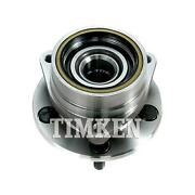 For Jeep Cherokee Comanche Wrangler Front Wheel Bearing And Hub Assembly