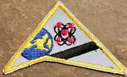 561st Ems Electronic Maintenance Squadron Patch Usaf Air Force Otis Afb, Mass