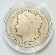 1904 S Morgan Dollar 1 Us Mint Circulated Silver Coin