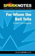 For Whom The Bell Tolls By Ernest Hemingway Sparknotes Staff