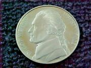 22 - 2003 S Proof Jefferson Nickels From Proof Sets