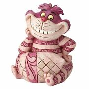 Disney Traditions Alice In Wonderland Cheshire Cat Collectors Figurine - Boxed