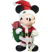 Possible Dreams Disney Merry Mickey Mouse Large Statue Figurine 30 Inch 6006478