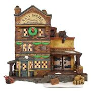 Dept 56 Dickens Village Series East Indies Trading Co.58302 1997-1999 New/other